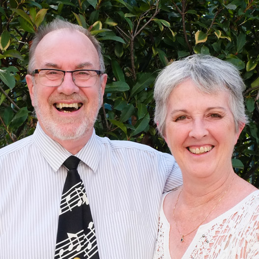 richard and maree from clefs n keys music nowra